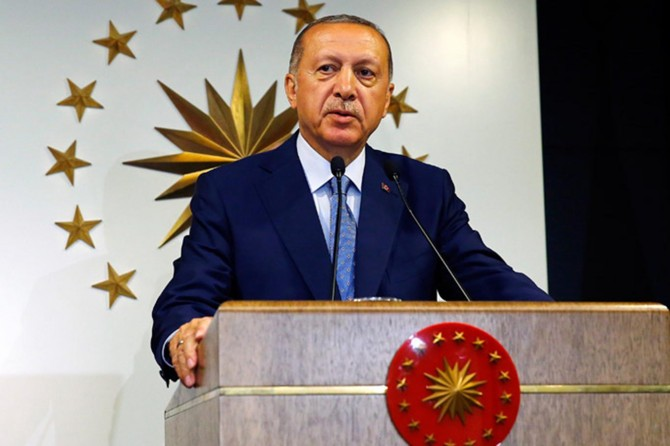 President Erdoğan's comment on election results