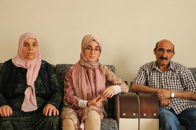 Ebru Özkan'ın ailesi yaşadıkları süreci İLKHA'ya anlattı