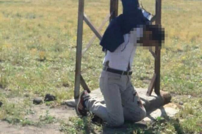 Ağrı Doğubayazıt'ta AK Parti Müşahidi infaz edilmiş halde bulundu