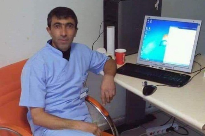 Doğubayazıt Devlet Hastanesi personeli ölü bulundu