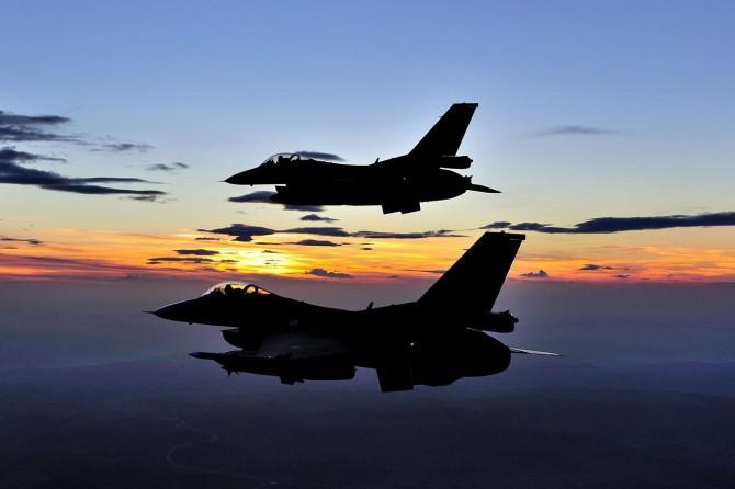TSK'dan PKK'nin kamplarına hava harekatı
