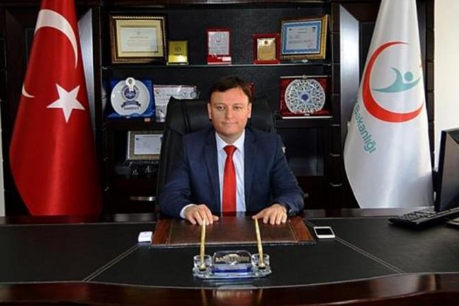 Kırıkkale İl Sağlık Müdürü de görevden alındı