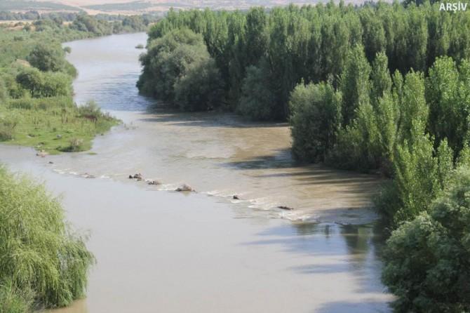 Cizre'de Dicle Nehrine giren 2 çocuk boğuldu