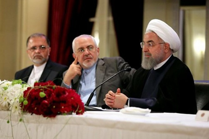 Ruhani'den ABD'ye petrol resti