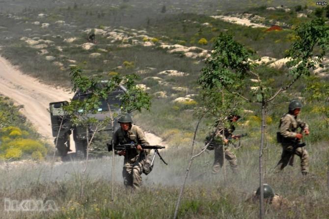 Hakkari'de 30 bölge özel güvenlik bölgesi ilan edildi