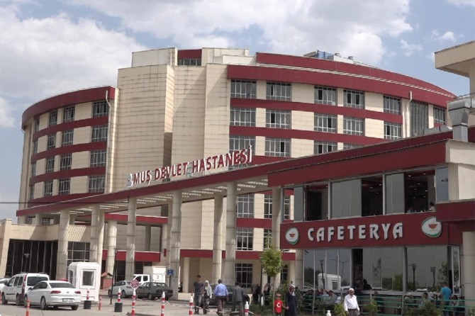 Muş Devlet Hastanesinde yaklaşık bir aydır MR hizmeti verilmiyor