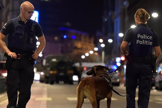 Belçika'da Müslüman kıza yapılan haçlı saldırısının 2 faili gözaltında