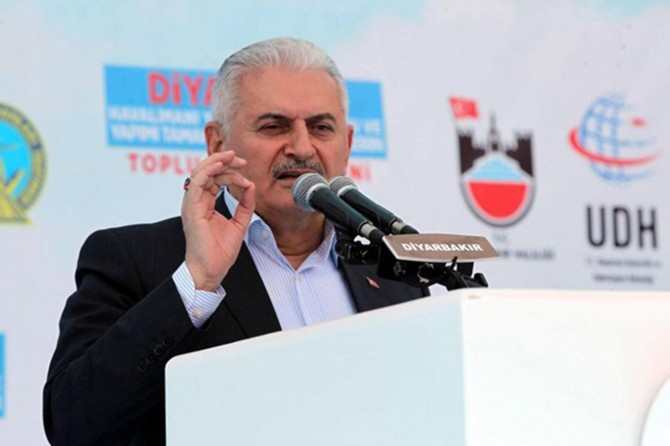 AK Parti Meclis Başkan Adayı Binali Yıldırım oldu