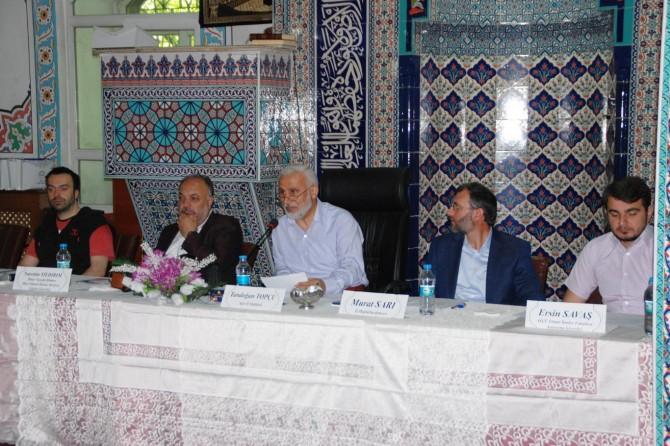 Ağrı'da ezanı güzel okuma yarışması bölge finali gerçekleştirildi