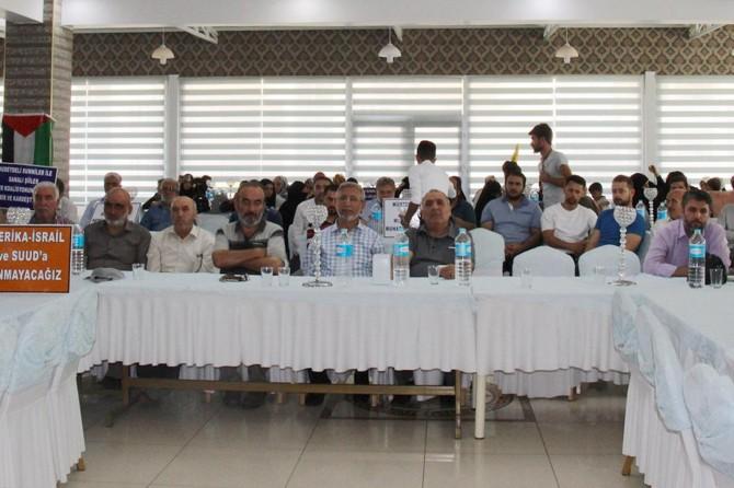 Elazığ'da Yemen halkıyla dayanışma programı