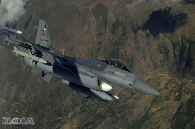 PKK'ye yönelik operasyonlar devam ediyor