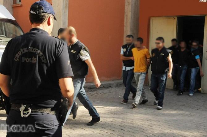 Li Îzmîrê operasyona PKKê: 16 binçavî