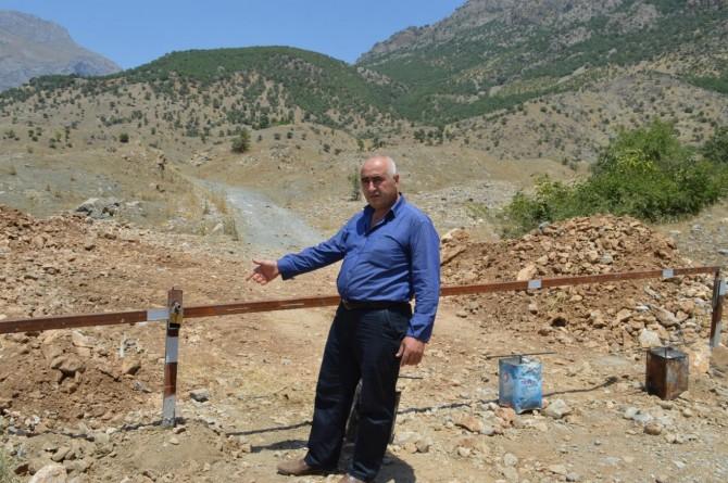 FETÖ'cü komutanın sınır kapısı uygulaması köylünün tepkisine neden oldu