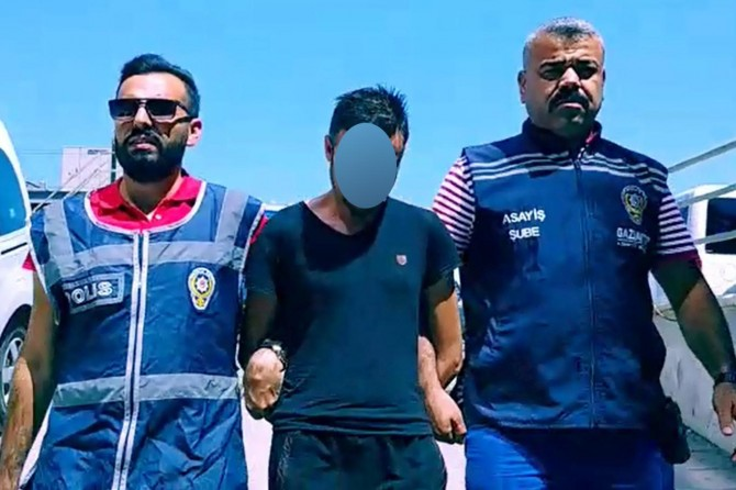 Gaziantep'te dolandırıcılık iddiası: 1 gözaltı