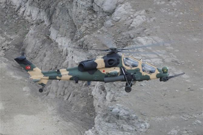 Pakistan, Türkiye'den 30 ATAK helikopteri satın alıyor