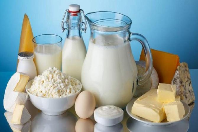 Süt ve süt ürünleri üretimi arttı