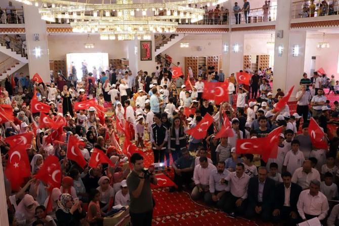 Mardin'de 15 Temmuz programı