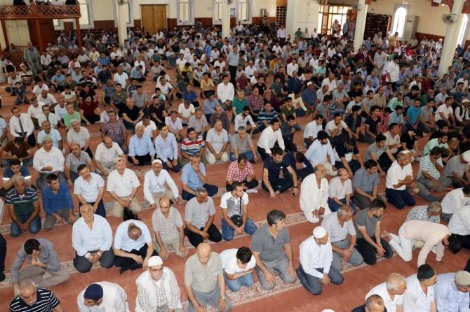 Gaziantep Ulu Camiide 15 Temmuz şehitleri için mevlit okutuldu