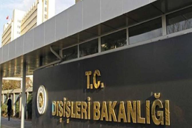 Türkiye-ABD Ortak Çalışma Grubu Ankara'da toplandı