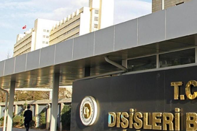 Dışişleri Bakanlığı Somali'deki saldırıyı kınadı