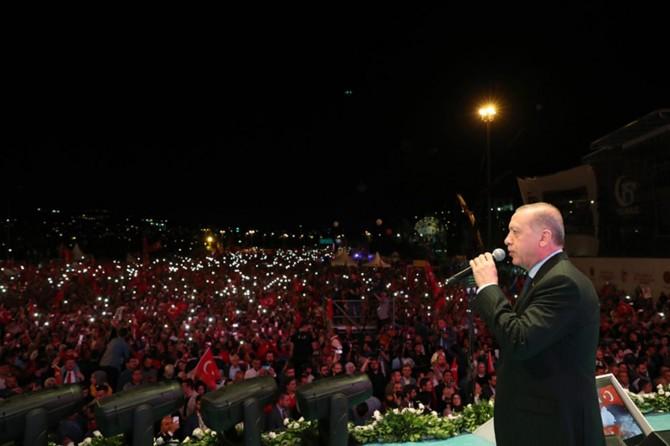 15 Temmuz tüm Türkiye'nin zaferidir
