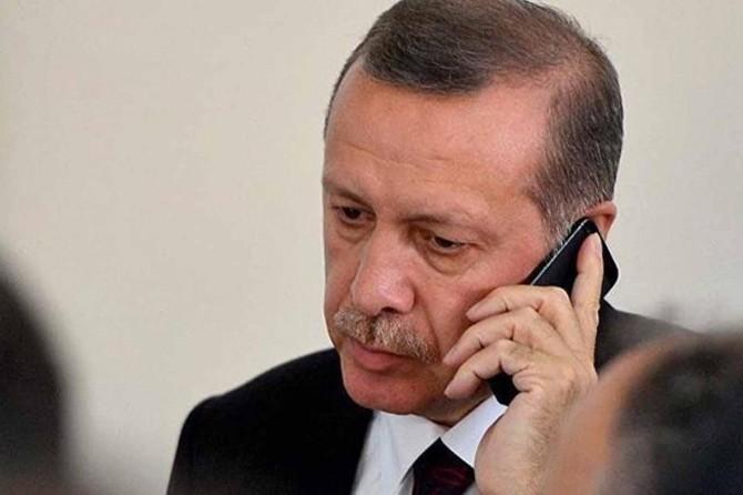 Cumhurbaşkanı Erdoğan Ebru Özkan'ı aradı