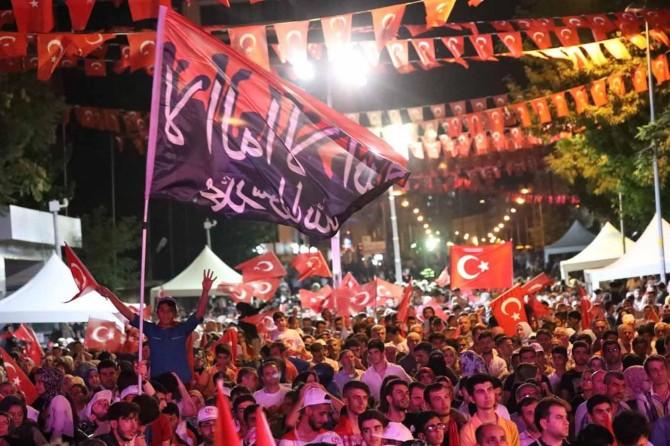 FETÖ'nün amacı Türkiye'yi Suriyelileştirmekti
