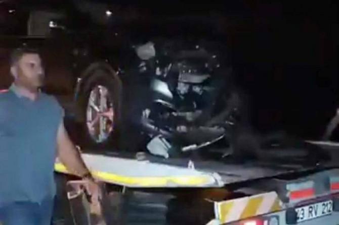 İstanbul Arnavutköy'de kaza: 2 ölü 8 yaralı