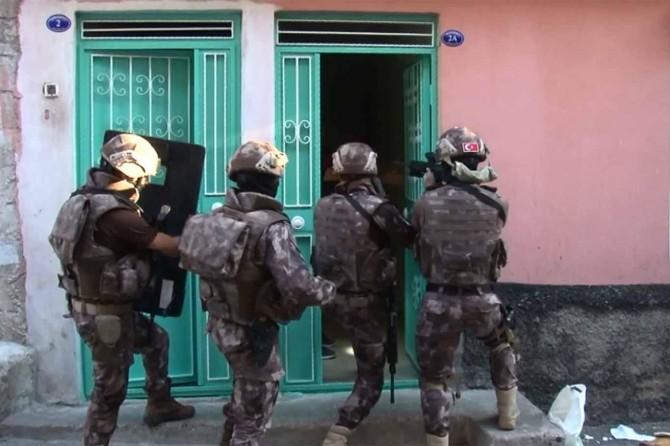 Van'da öldürülen PKK'liler bazı saldırıların faili çıktı