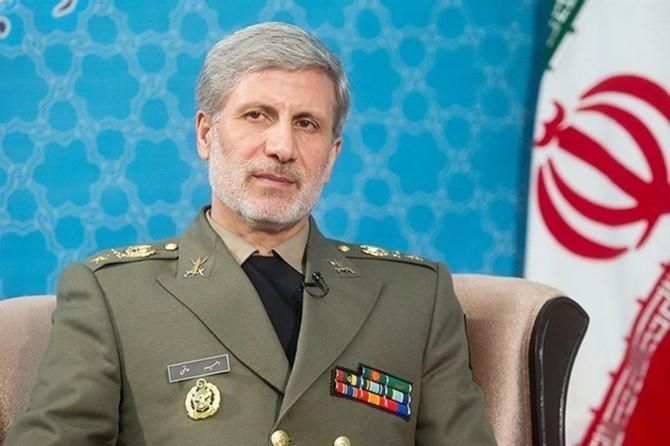 İran Savunma Bakanı Hatemi: Yaptırımlar İran'ı daha bir güçlendirdi
