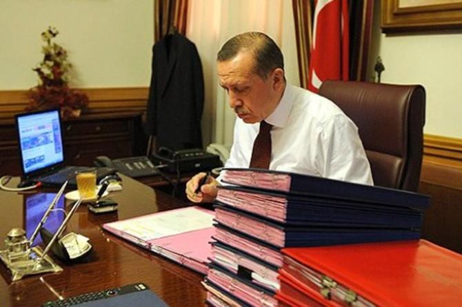 Cumhurbaşkanı Erdoğan Danıştay üyelerini seçti