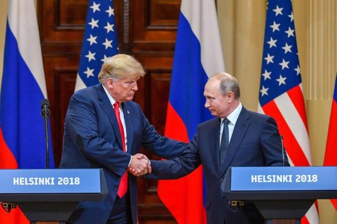 Trump, Rusya'nın seçimlere müdahale ettiğine ilişkin söylemini değiştirdi