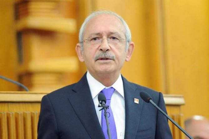 Kılıçdaroğlu ve 72 CHP'li vekil hakkında suç duyurusu
