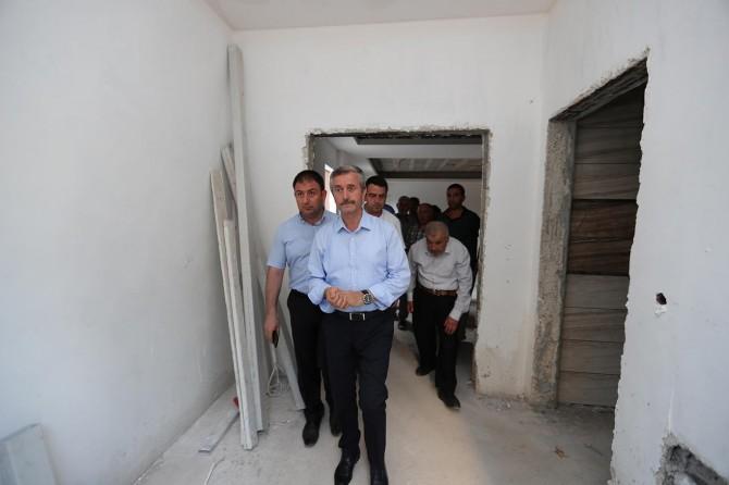 Gaziantep'te her mahalleye bir tesis projesi