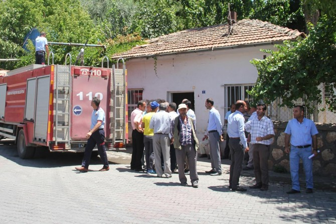 Mardin Midyat'ta vatandaşlardan çözülemeyen su sorununa tepki