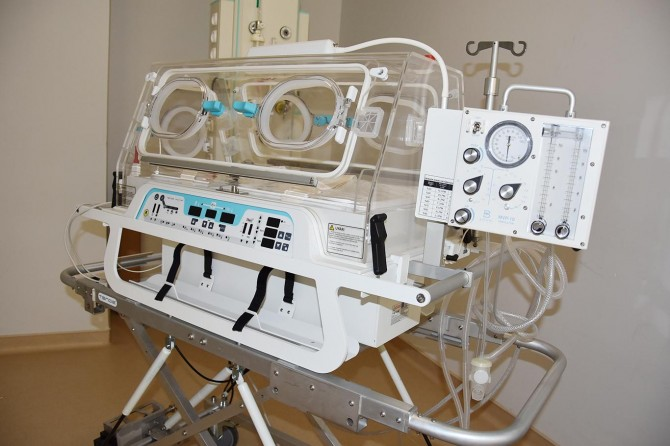 Van'da bebek transferlerindeki problemler çözülüyor