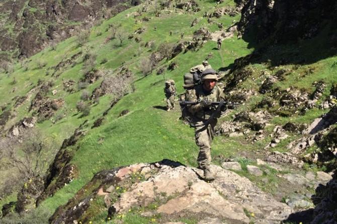 Giresun'da bir asker kaza kurşunuyla hayatını kaybetti