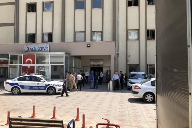 Adıyaman Kahta'da kavga: 1 yaralı