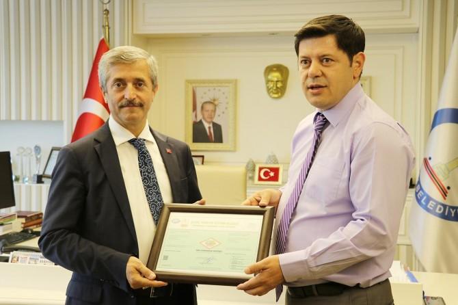 Şahinbey Belediyesinin başarıları tescillendi
