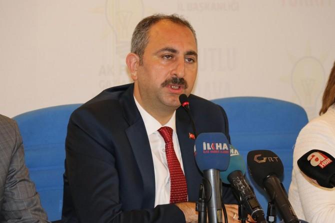 Bakan Gül: OHAL artık geride kaldı