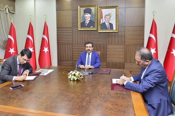 Diyarbakır'da kimsesiz çocuklar için 8 donatılı villa inşa edilecek