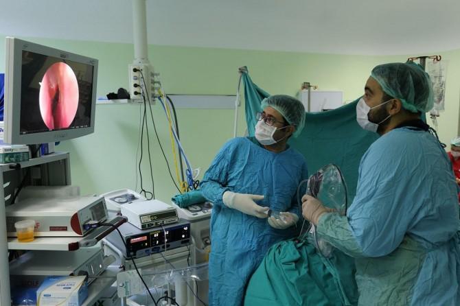 Diyabakır'da endoskopik hipofiz cerrahisi ameliyatları başladı