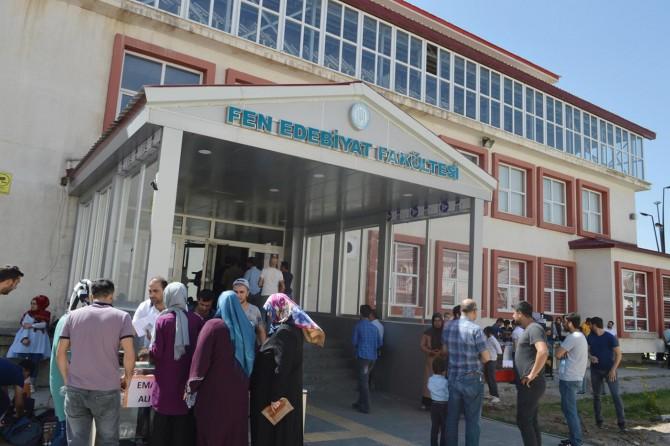 Bitlis'te ilk kez yapılan DGS'de onlarca öğrenci mağdur oldu