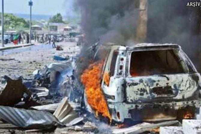 Somali'de bombalı saldırılar: 2 ölü