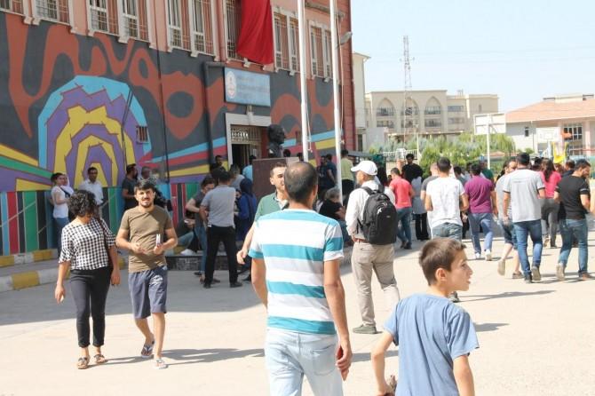Mardin'de KPSS heyecanı başladı