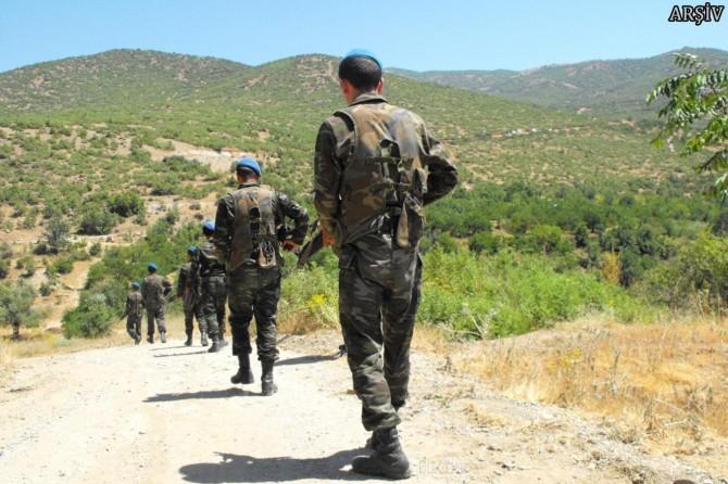 Hakkari'de PKK'ye operasyon: 9 ölü