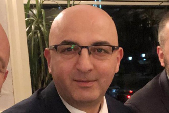 İYİ Parti kurucularından Fatih Eryılmaz istifa etti
