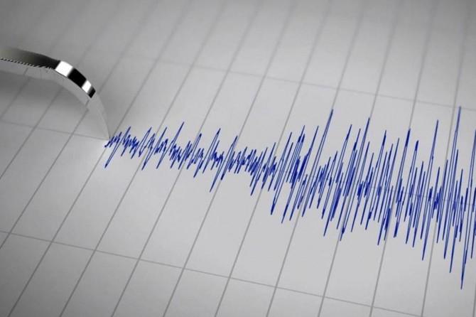 Burdur Yeşilova'da 4,6 büyüklüğünde deprem