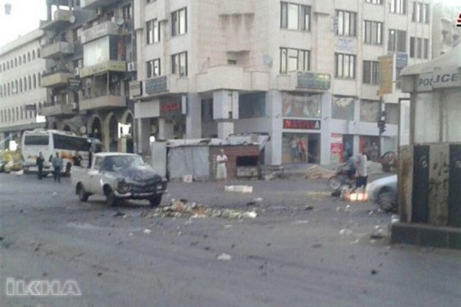 Suriye'de intihar saldırısı: Ölü sayısı 100'ü geçti