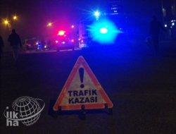 Ardahan'da trafik kazası: 2 ölü